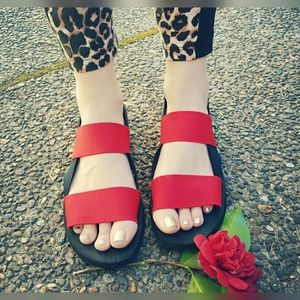 Rad, VINTAGE, ESPRIT, strap sandals!!
